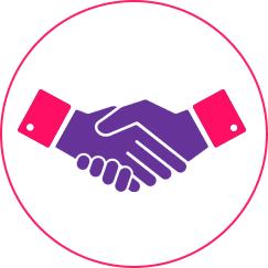 Bottone ``Acquisizione clienti``